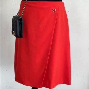 JM Studio Skirt by John Meyer  Sz 8